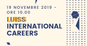 LUISS International careers
