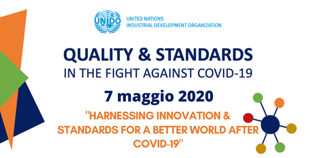 Harnessing innovation & standards for a better world after Covid-19