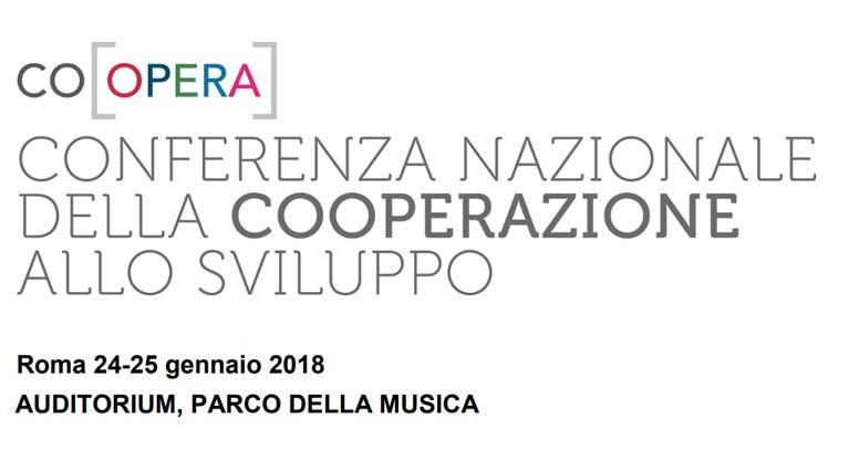 Conferenza Nazionale della Cooperazione allo Sviluppo
