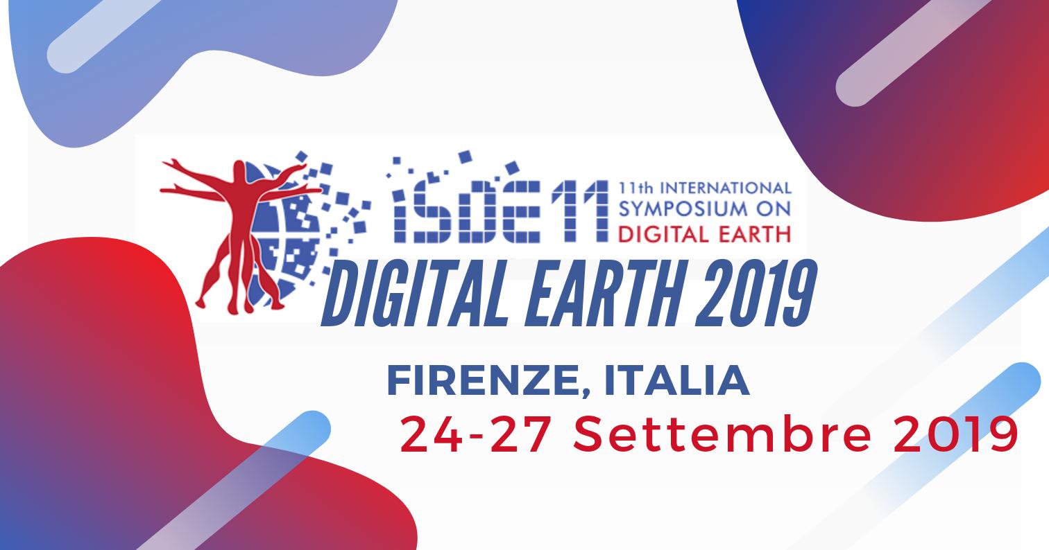 Digital Earth 2019