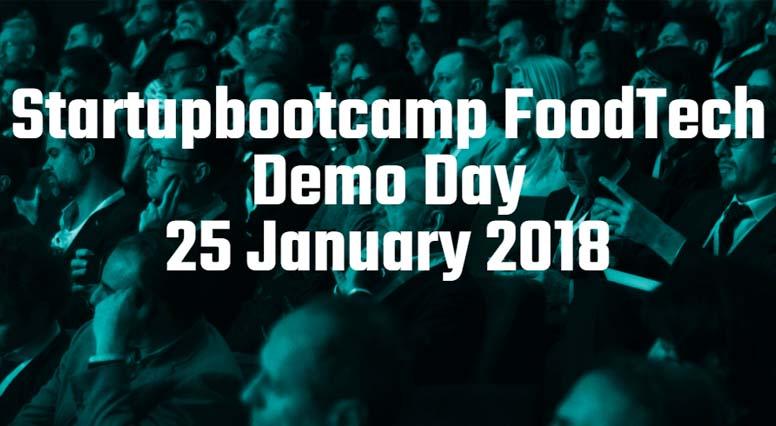 StartupBootCamp Demo Day