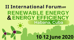 II International Forum on Renewable Energies and Energy Efficiency