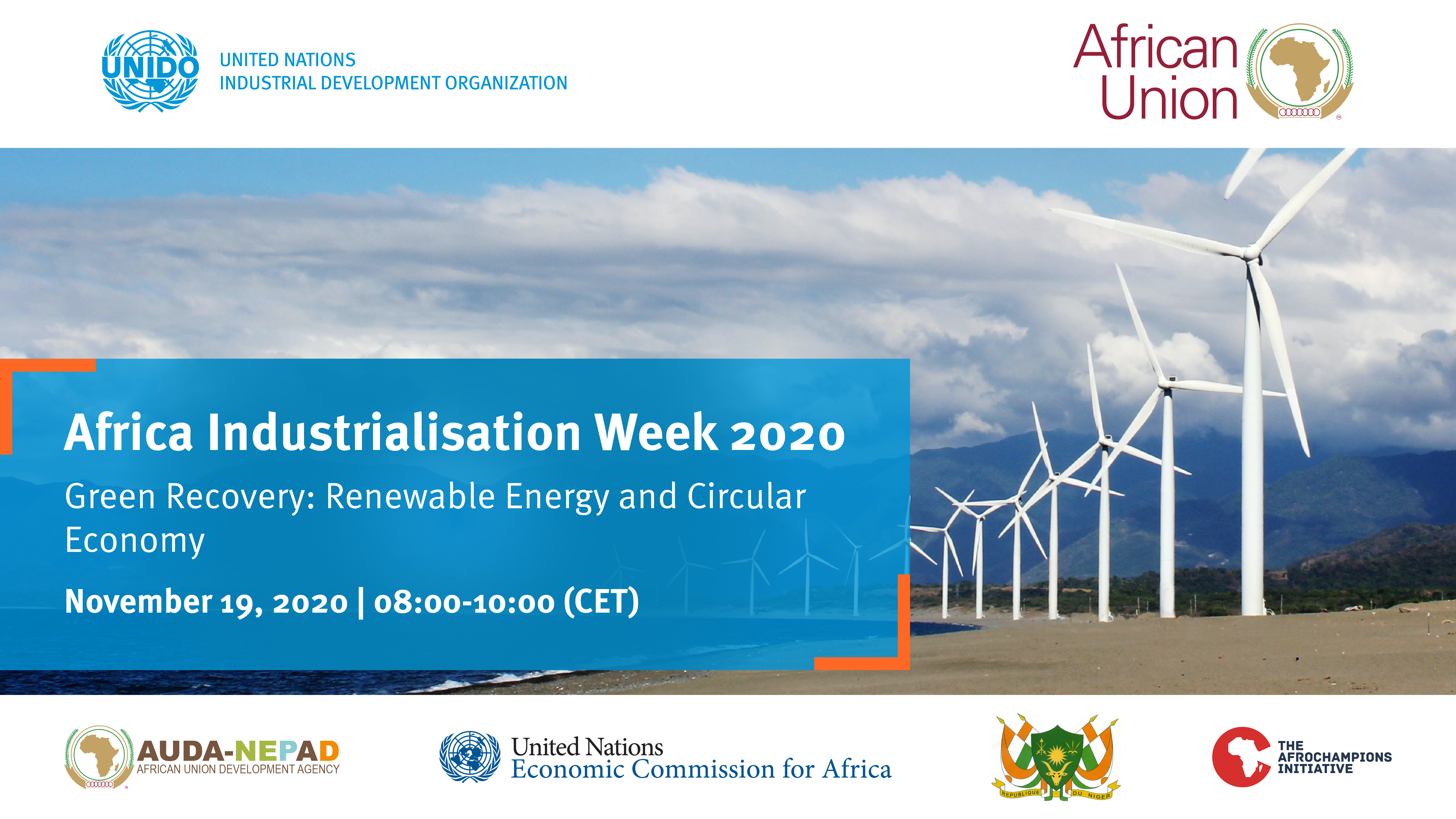 AIW2020 - Green Recovery: Renewable Energy and Circular Economy