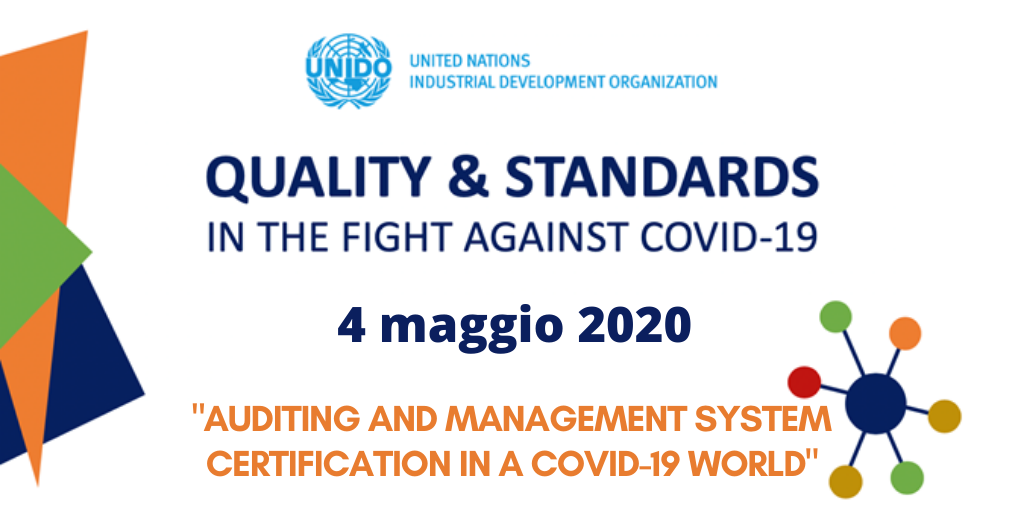 WEBINAR: Auditing and management system certification in a Covid-19 world