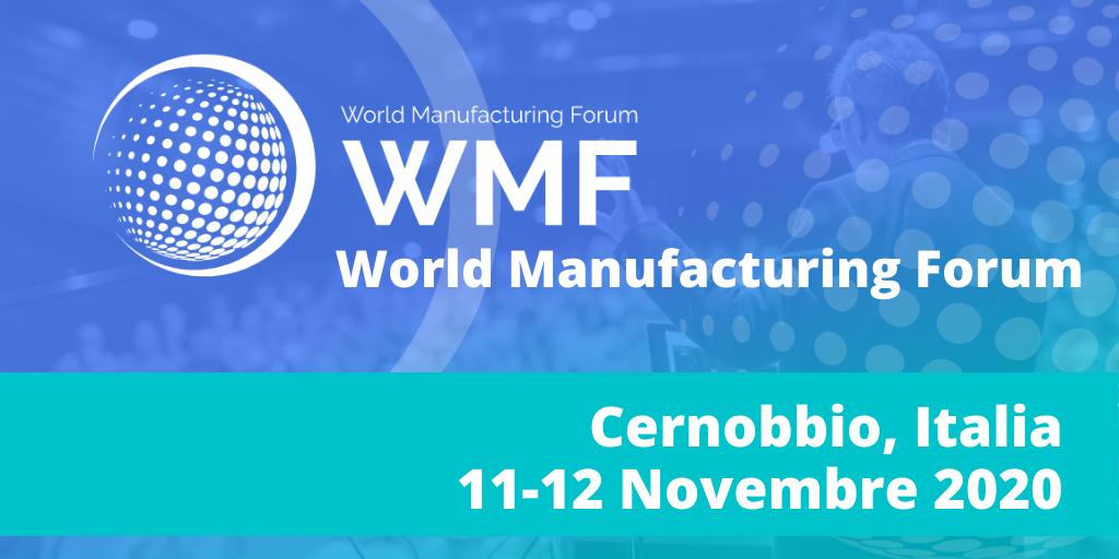 World Manufacturing Forum 2020