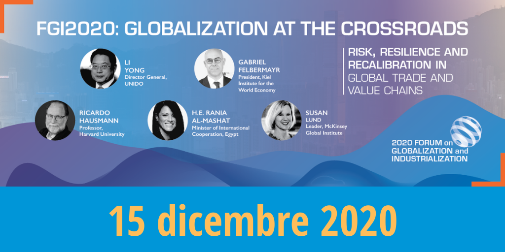 FGI2020 - Globalization at the Crossroads: Risk, Resilience and Recalibration in Global Trade and Value Chains