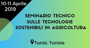 Seminario tecnico sulle tecnologie sostenibili in agricoltura