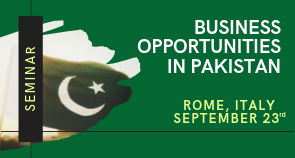 Seminar on Business opportunities in Pakistan