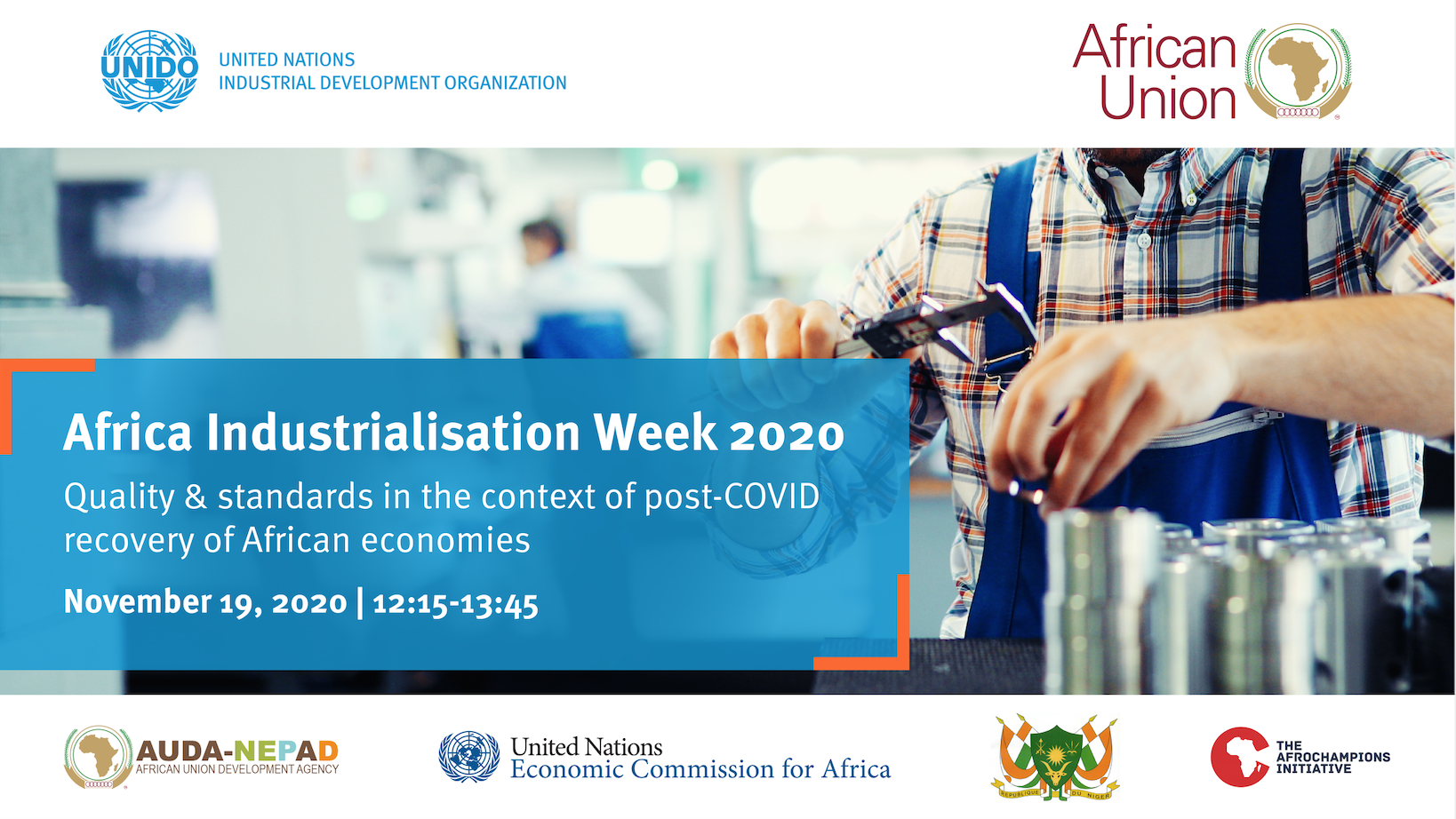 AIW2020 - Partnerships Coordination towards sustainable and equitable Industrialisation