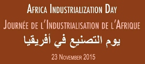 2015 Africa Industrialization Day