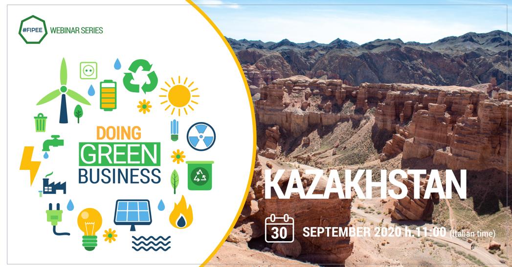 Doing Green Business in Kazakhstan