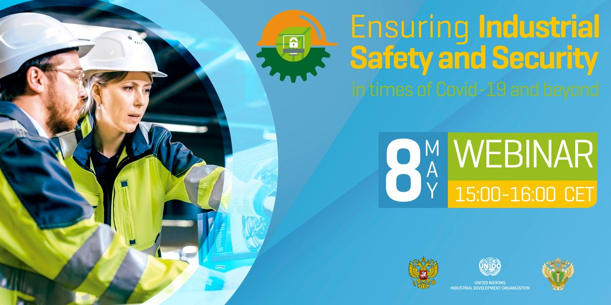 WEBINAR: Ensuring Industrial Safety and Security in times of Covid-19 and beyond