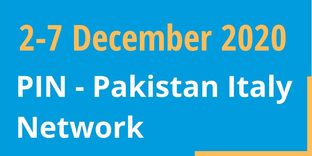 PIN - Pakistan Italy Network