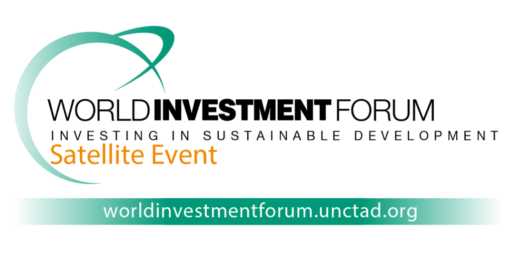 UNCTAD Global Investment Promotion Conference - A World Investment Forum Satellite Event