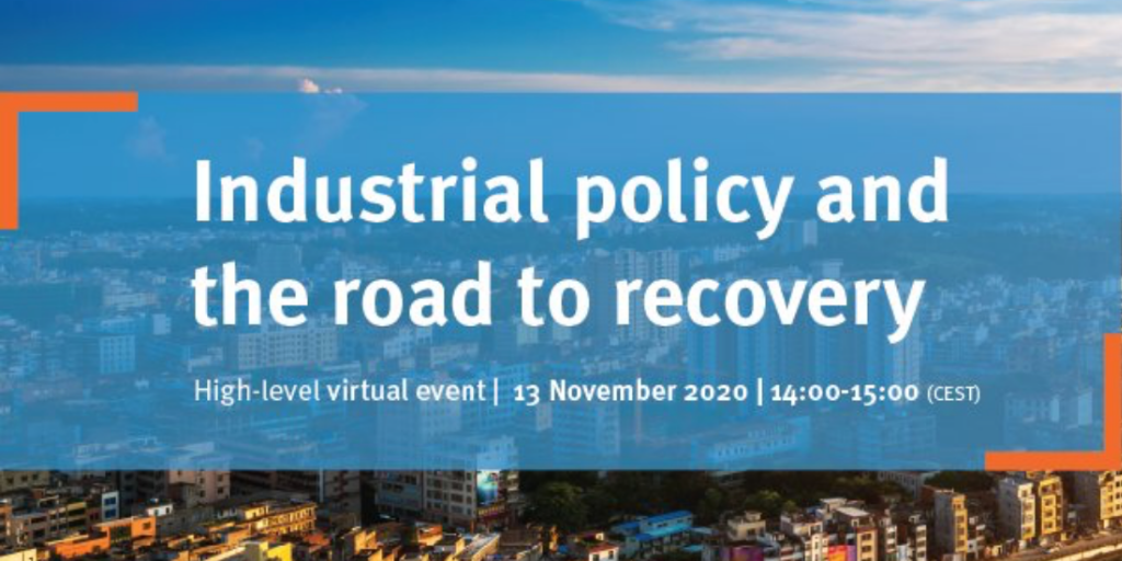 Industrial policy and the road to recovery