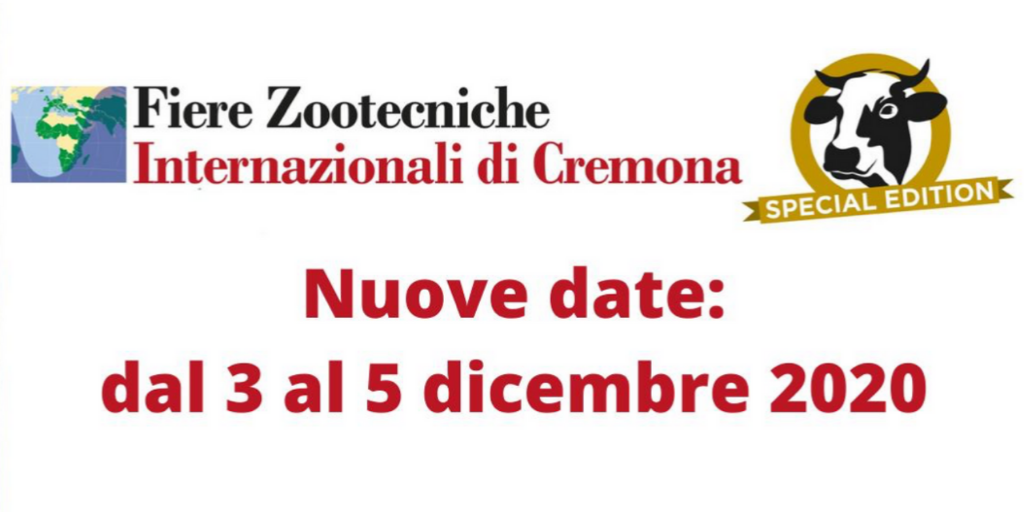 Fiere Zootecniche Internazionali di Cremona 2020