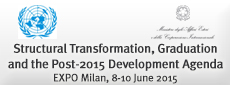 Structural Transformation, Graduation and the Post-2015 Development Agenda
