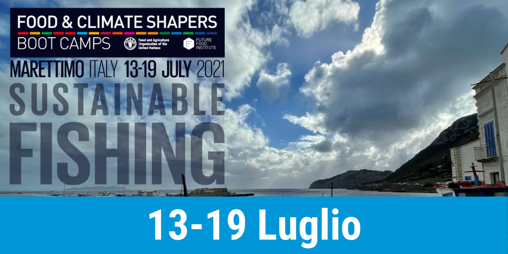 Food and Climate Shaper Boot Camp in Marettimo, Italy
